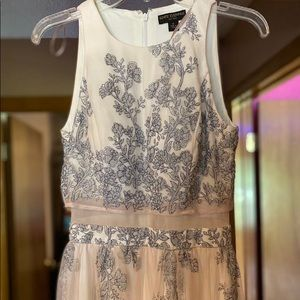 Other - A cream/pastel pink formal dress